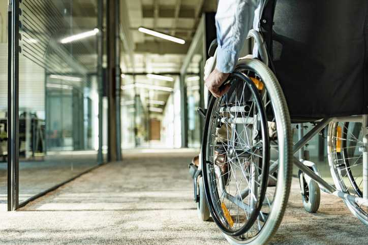 Workplace disability